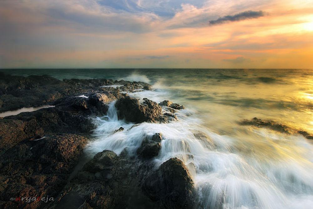 Photo in Landscape #landscape #seascape #kaprusan beach #senggigi #lombok #west nusa tenggara