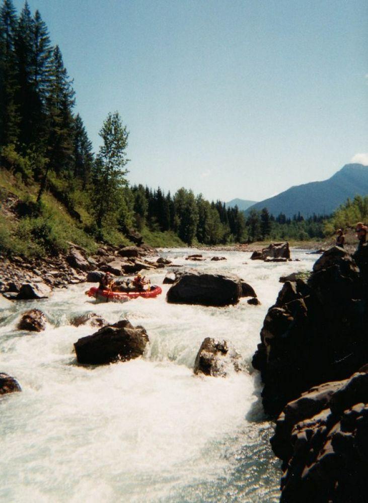 5.USA_Montana_Glacier_Rafting_Trip_1998-154 by Arie Boevé