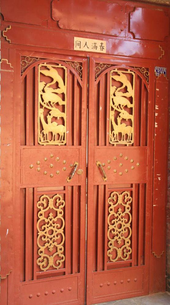 Chinese-doors-109 by Arie Boevé