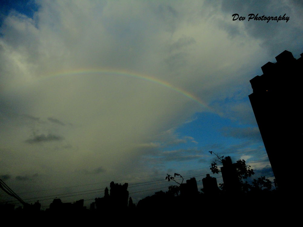 Rainbow by DevRane