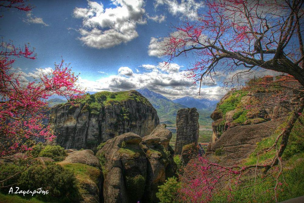 Meteora GREECE by aZafeiridis