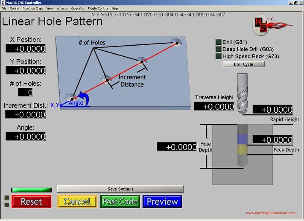 linear_hole_pat by hajikola