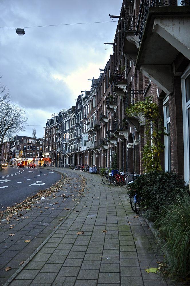 Amsterdam Street by aygunkerem