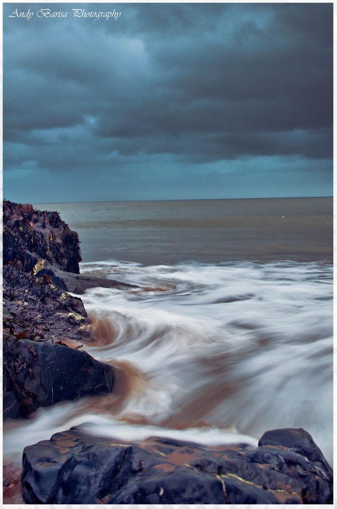 bray beach by baarisa