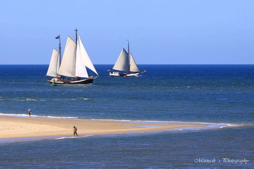 Sailing by Maruscik_Photography