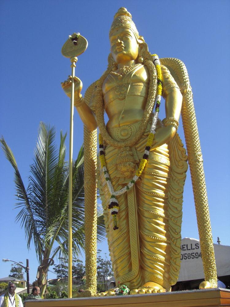 Lord Muruga by Swami Vimokshananda