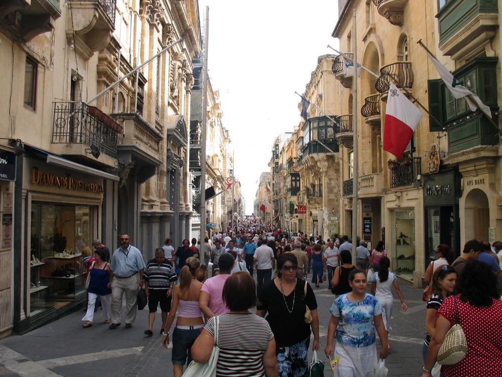 Valetta, Malta by SVK