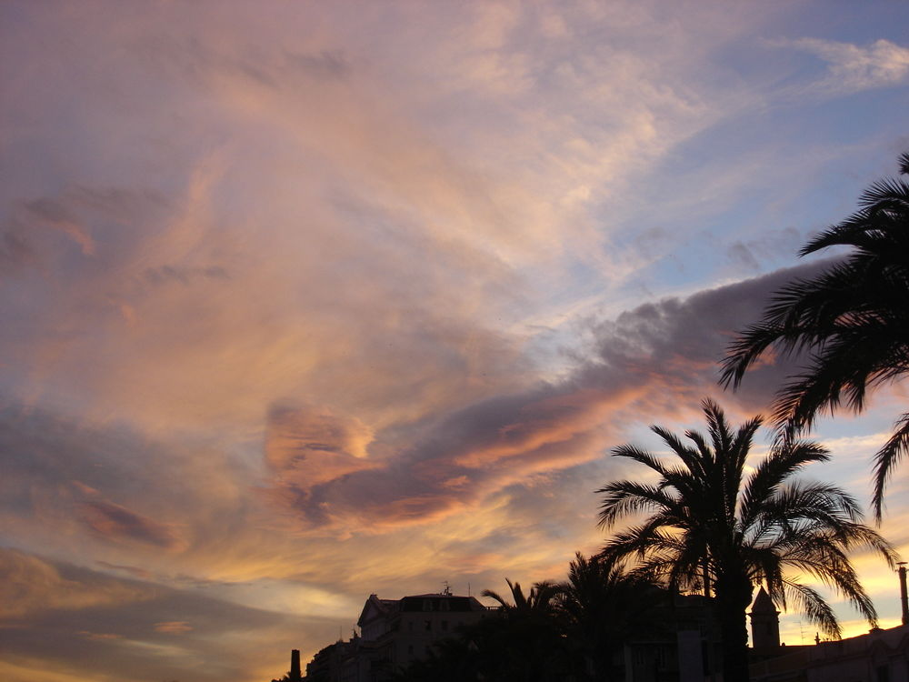 Sunset in Nice, France by ChiaraPinnavaia