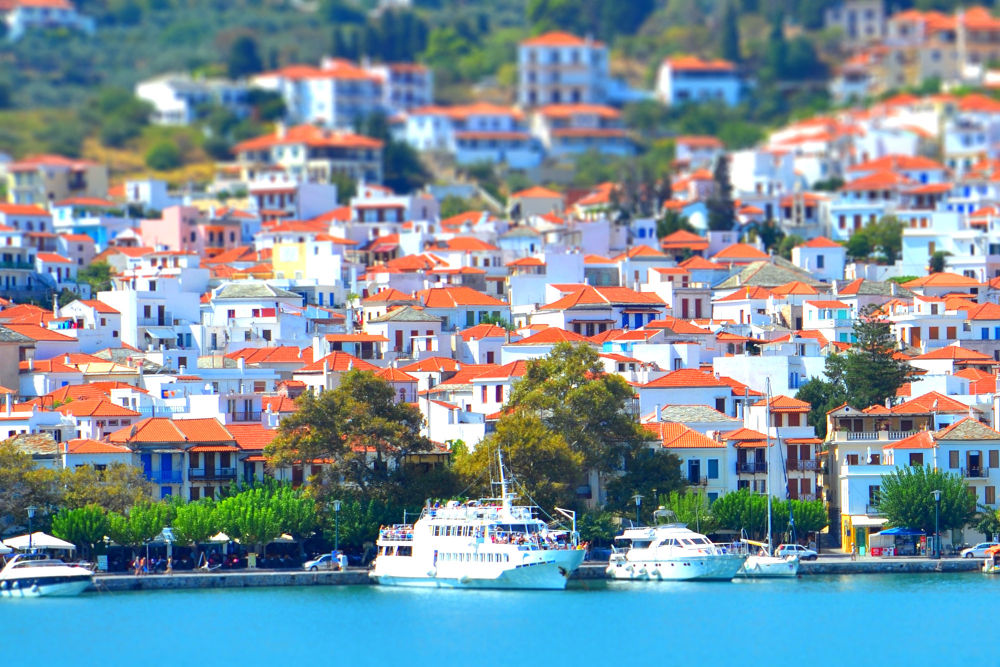 Skopelos. Greece by KlimovaAlexandra