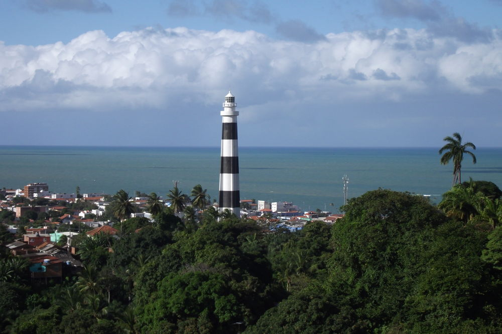 Farol de Olinda - Pernambuco by Márcio Almeida