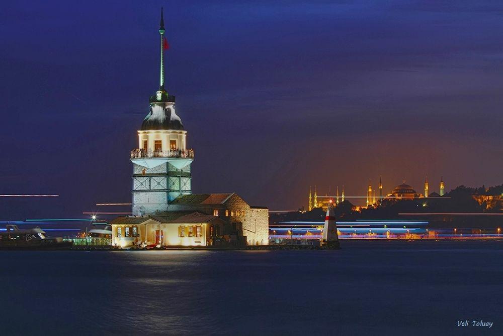 Kız Kulesi/İstanbul by TOLUAY