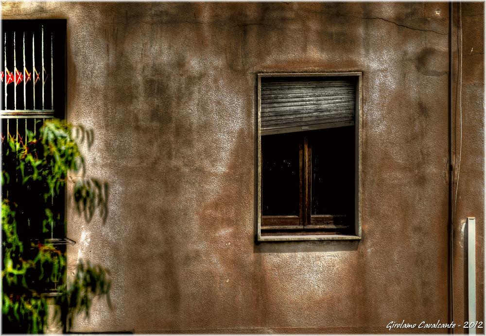 finestra serranda by GiroPhoto - Girolamo Cavalcante
