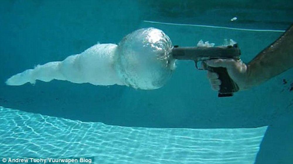 shooting handgun UNDERWATER -JamNews (7) by egehsan