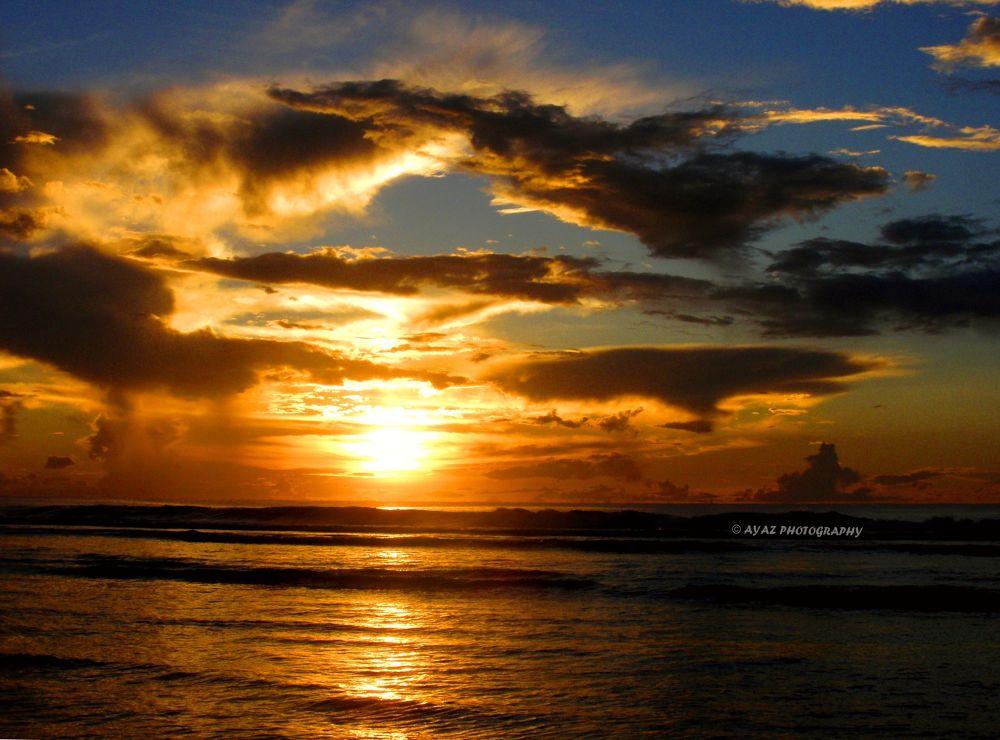 sunrise by AyazPhotography