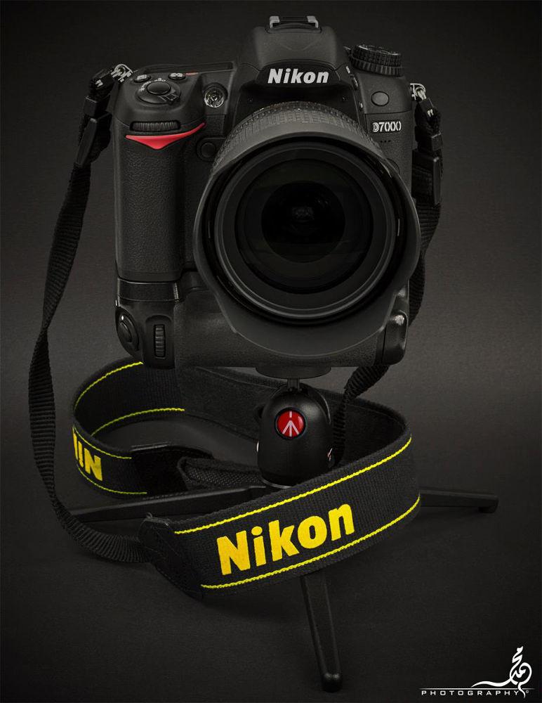 Photo in Random #nikon d7000 nikkor lenses stud