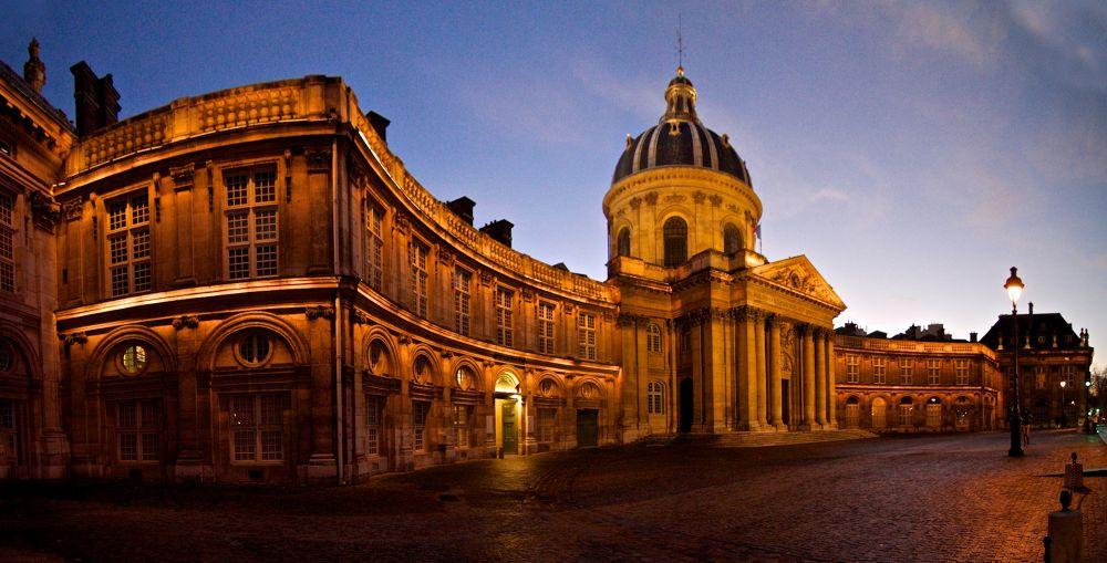Panorama palacio Paris by jonmant