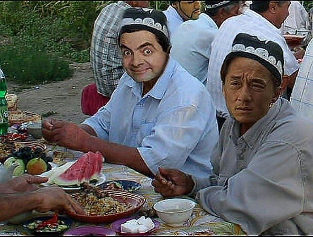 Смешные картинки узбеков