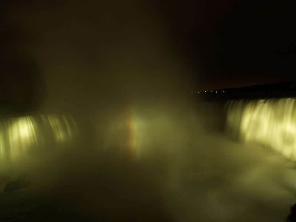 The Niagara Falls by bakicelebi
