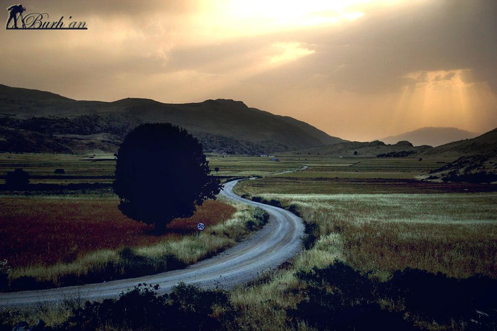 roads by kackacuk