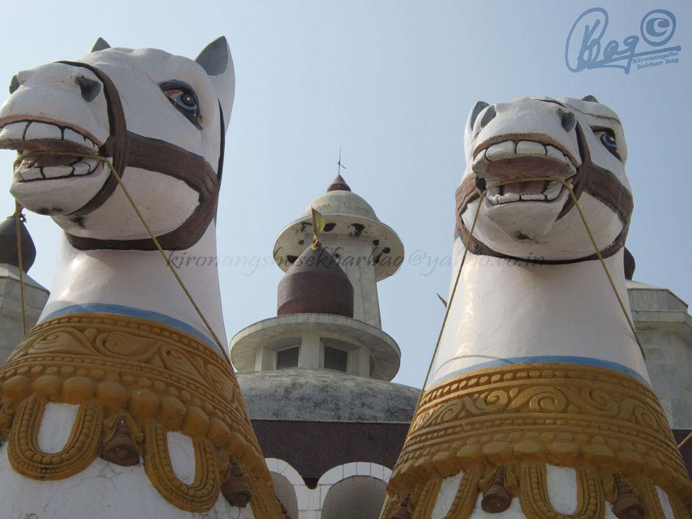sun temple (17) by Kironangshu Sekhar Bag