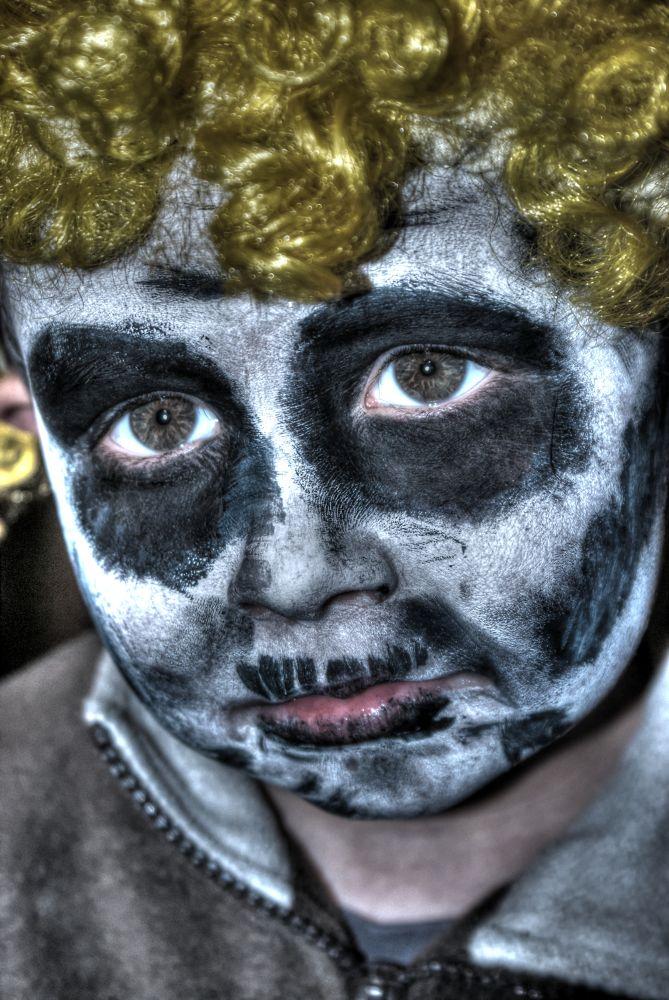 Photo in Random #hdr #boy #monster #halloween