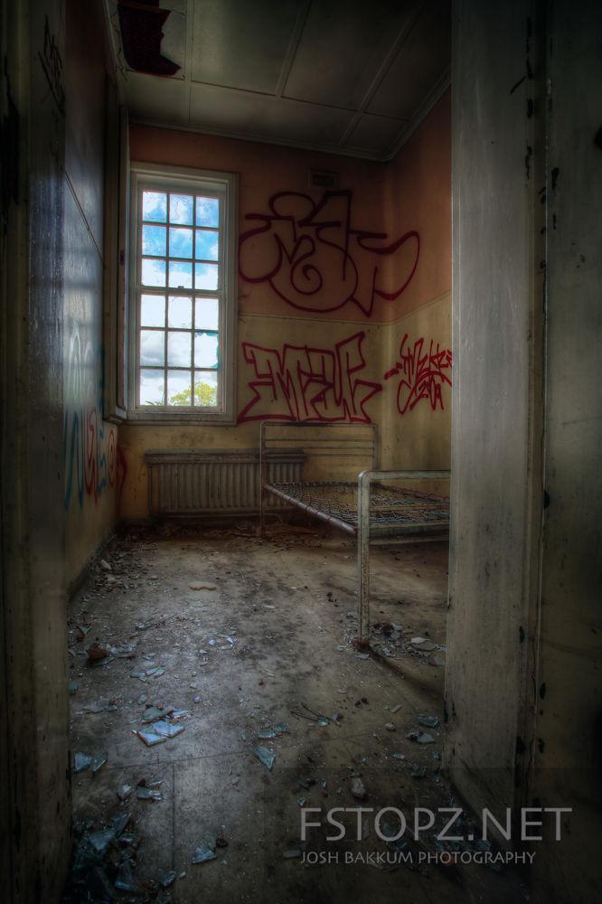 Insane Asylum, New Norfolk by joshBakkum