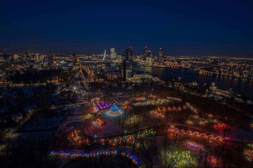 Rotterdam by reneladenius