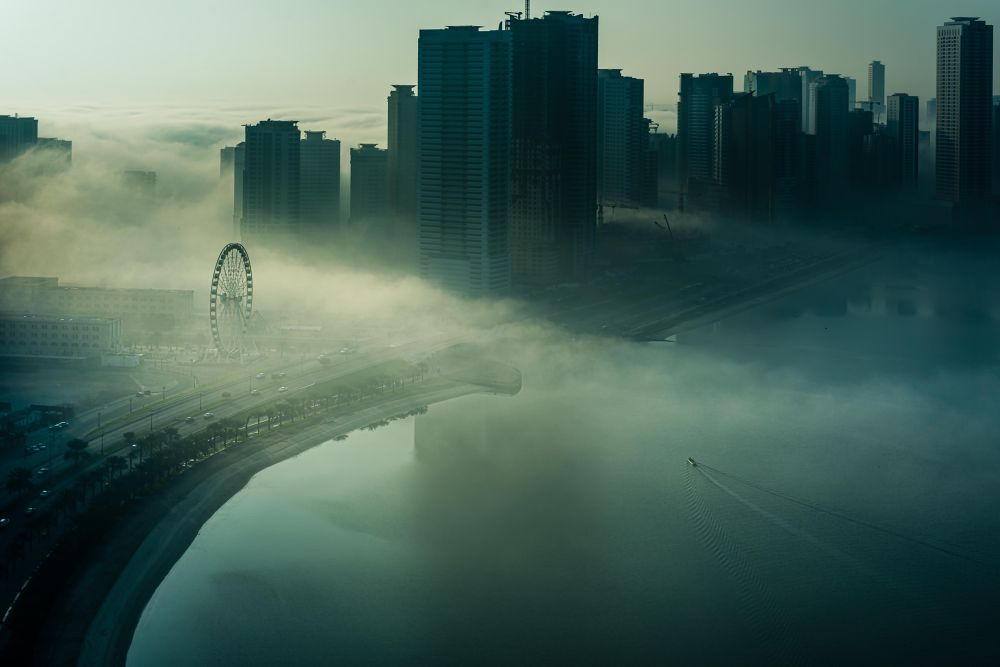 Sneaking Fog by ashrafmj
