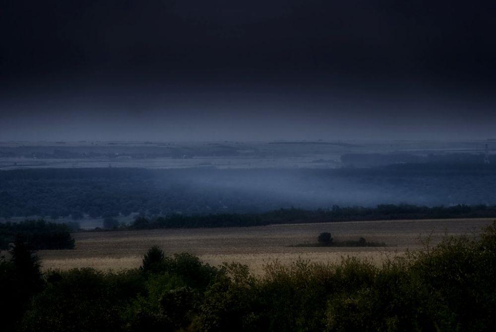 Photo in Landscape #prvevecernjemaglenadbackimrito