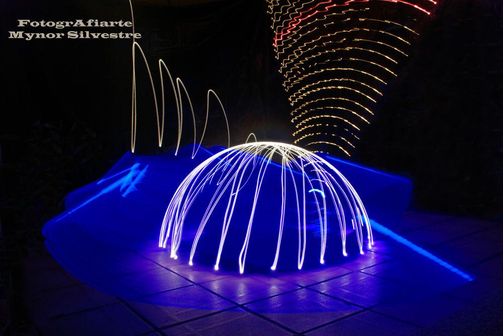El domo en azul by Fotografiarte