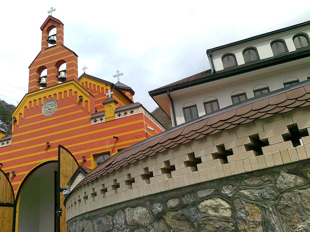 Капија манастира Добрун by vesnaspajic