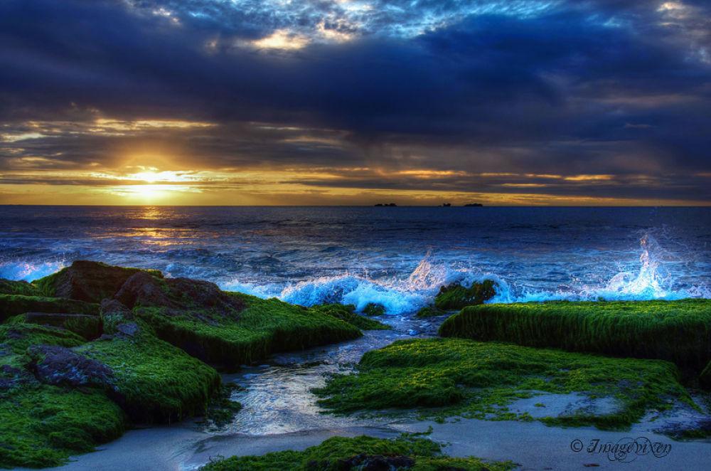 Burns Beach Perth WA by Imagevixen