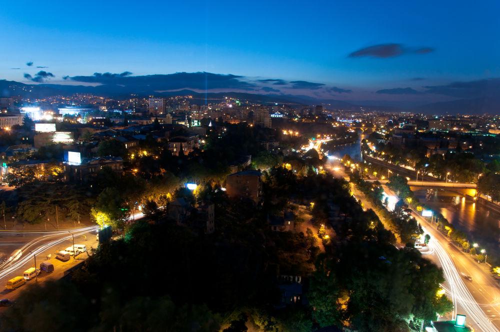 Tbilisi by alekseytudakov