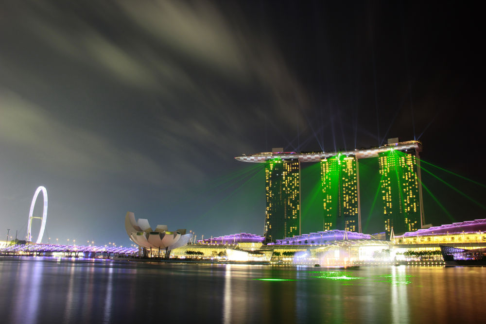 Mr. Singapore by Piseth