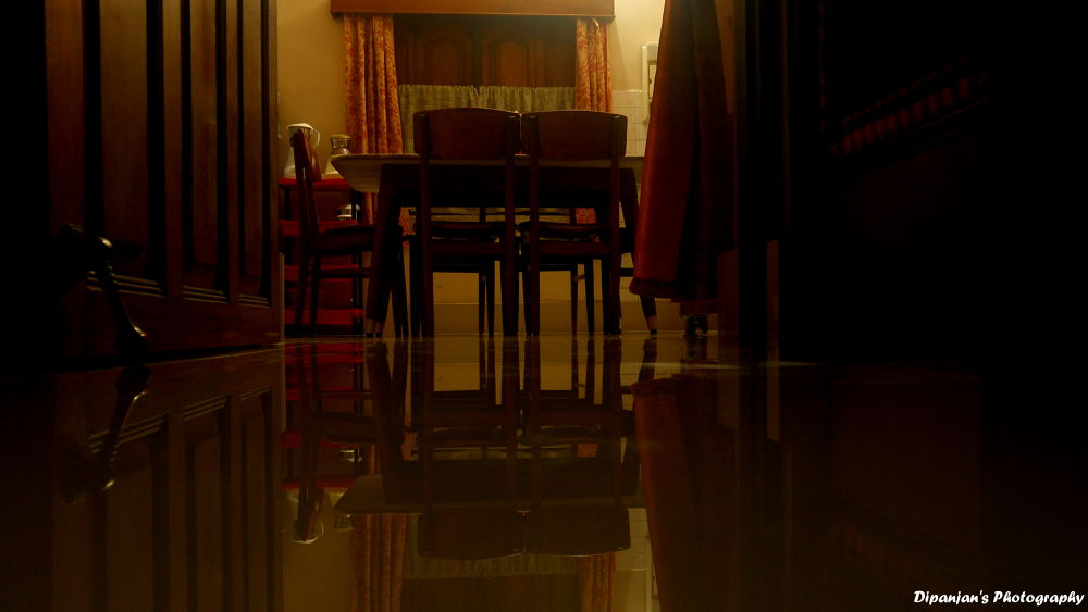 Abstract Inside The Room 2 by dipanjandas