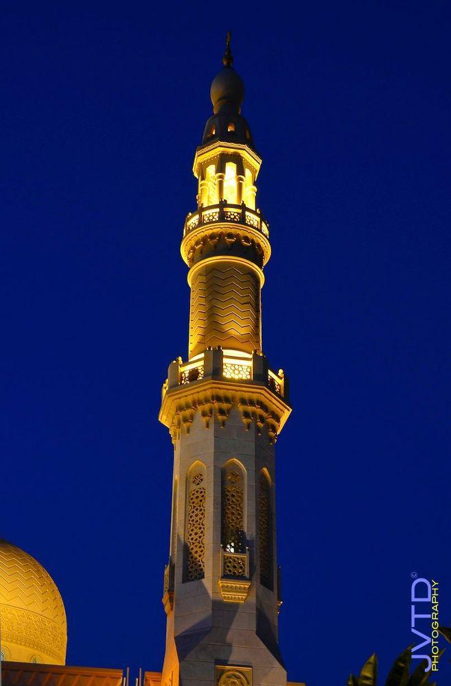 Jumeirah Mosque, Dubai... by jvthds