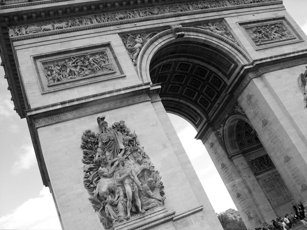 Arc De Triomphe by Abarn12420