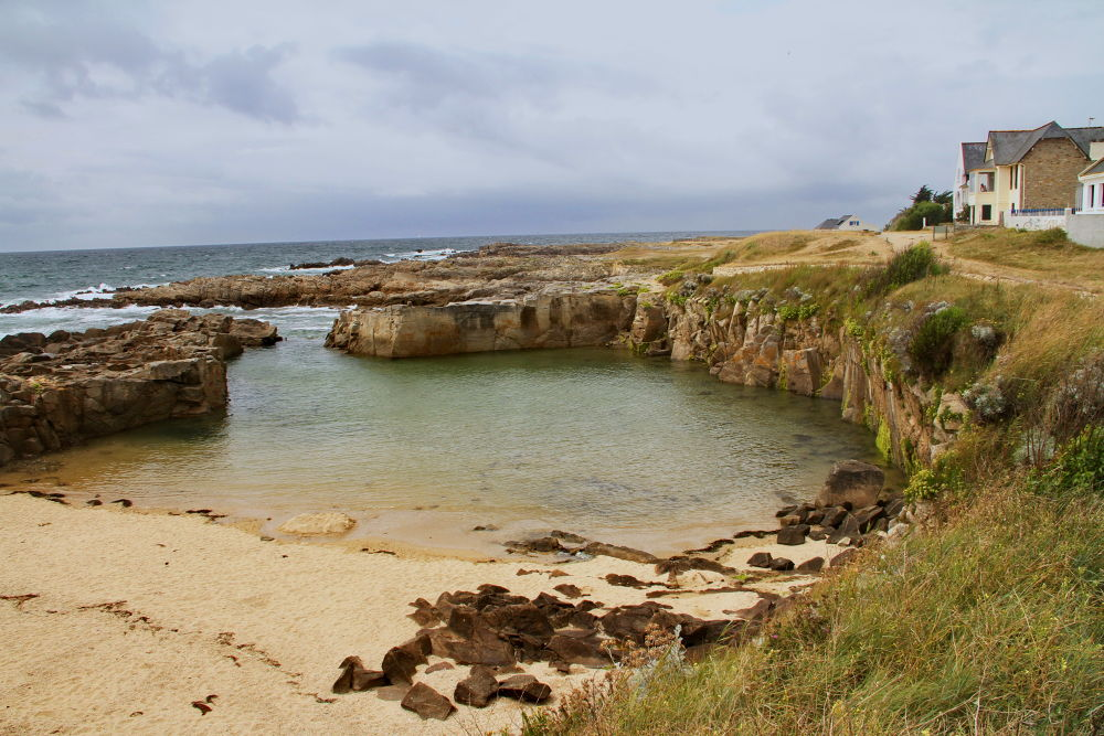 Bords de mer Breton by Miraï Photo