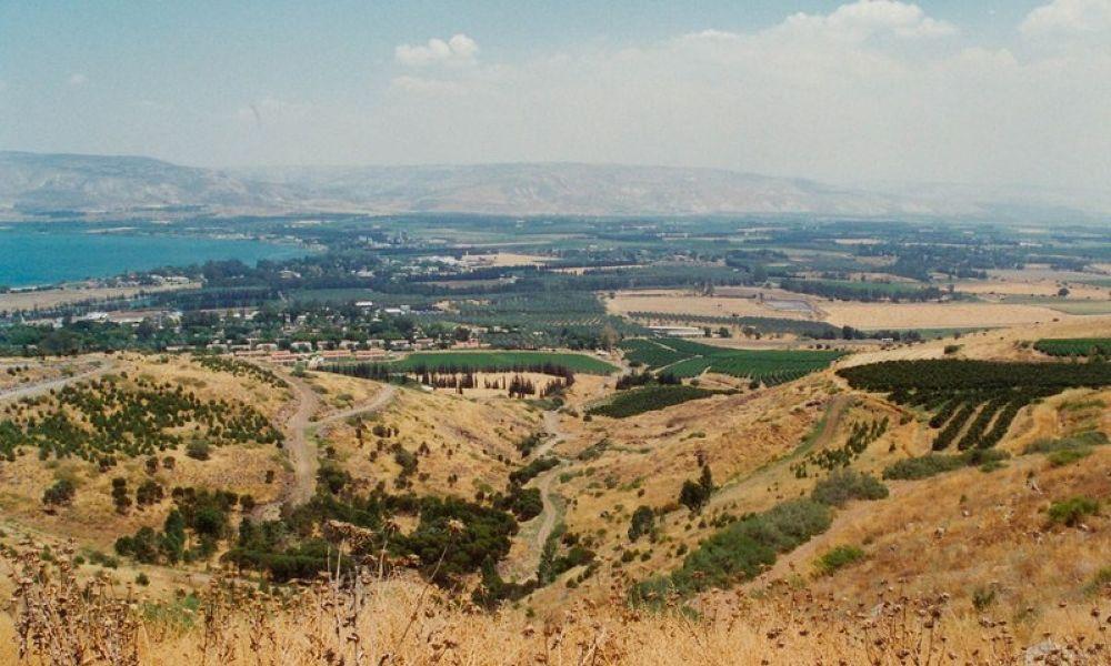 Israel_Sea_of_Galilee_and_Jordan_River-104 by Arie Boevé