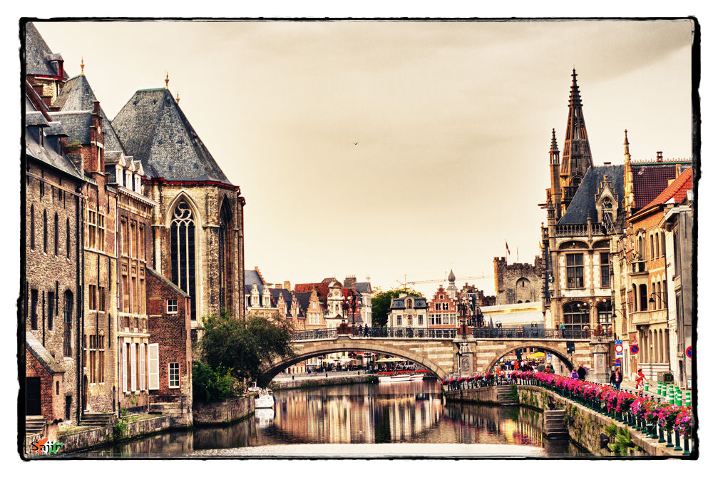 Ghent -Belgium by svs