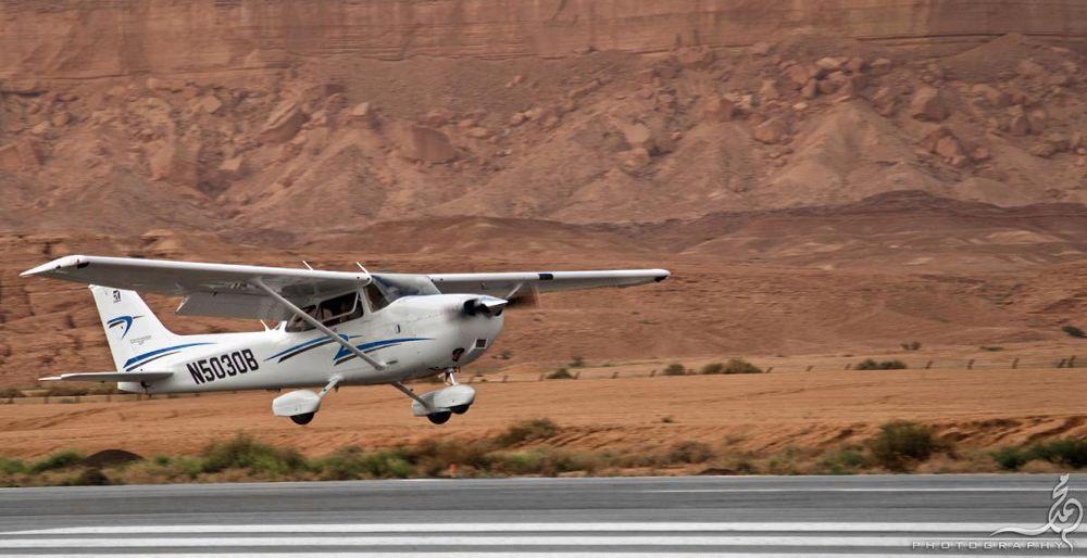 Cessna 172 sp by M.Khan  م.خان