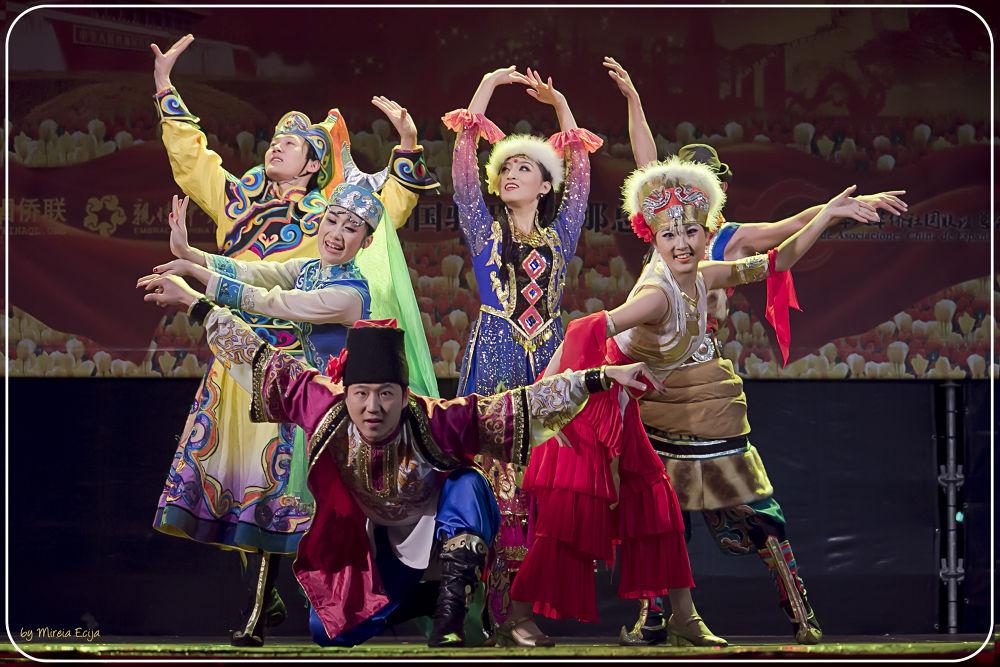 Compañía embrance China by kgbgirl