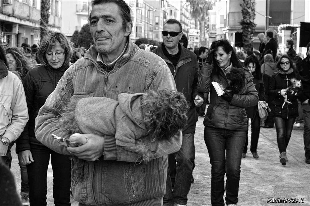 sant antoni- by adriagonzalezfotografies