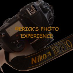 Erick's Photo Experience