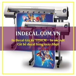 InDecalComVn - In Decal Giá Rẻ TPHCM