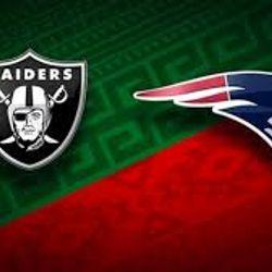Patriots vs Raiders