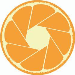 Orangefoto